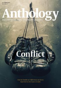 Conflict | October 2016 Vol. 4 No. 2