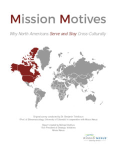 Mission Motives Full Report