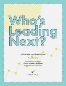 Who's Leading Next Report