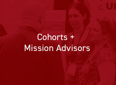 cohorts + mission advisors