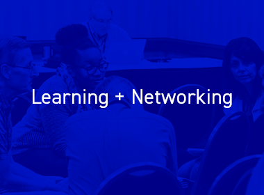 learning + networking
