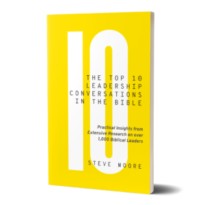 Top 10 Leadership Conversations in the Bible