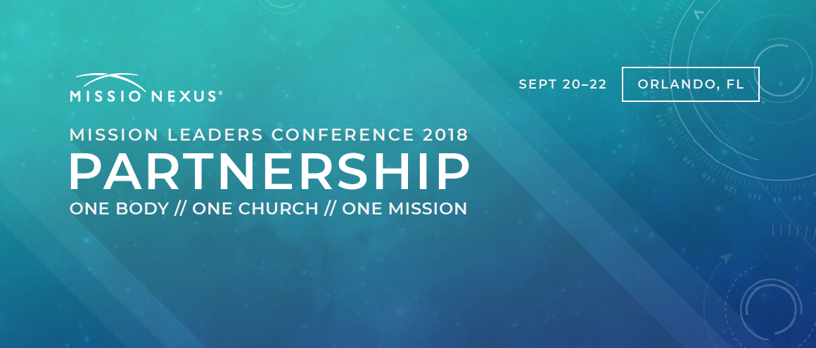 2018 Mission Leaders Conference
