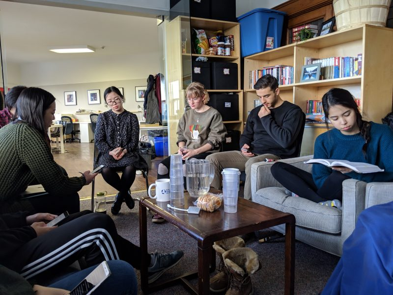 The Toronto Missions Hub: Anatomy of a Missions' Mobilization Movement