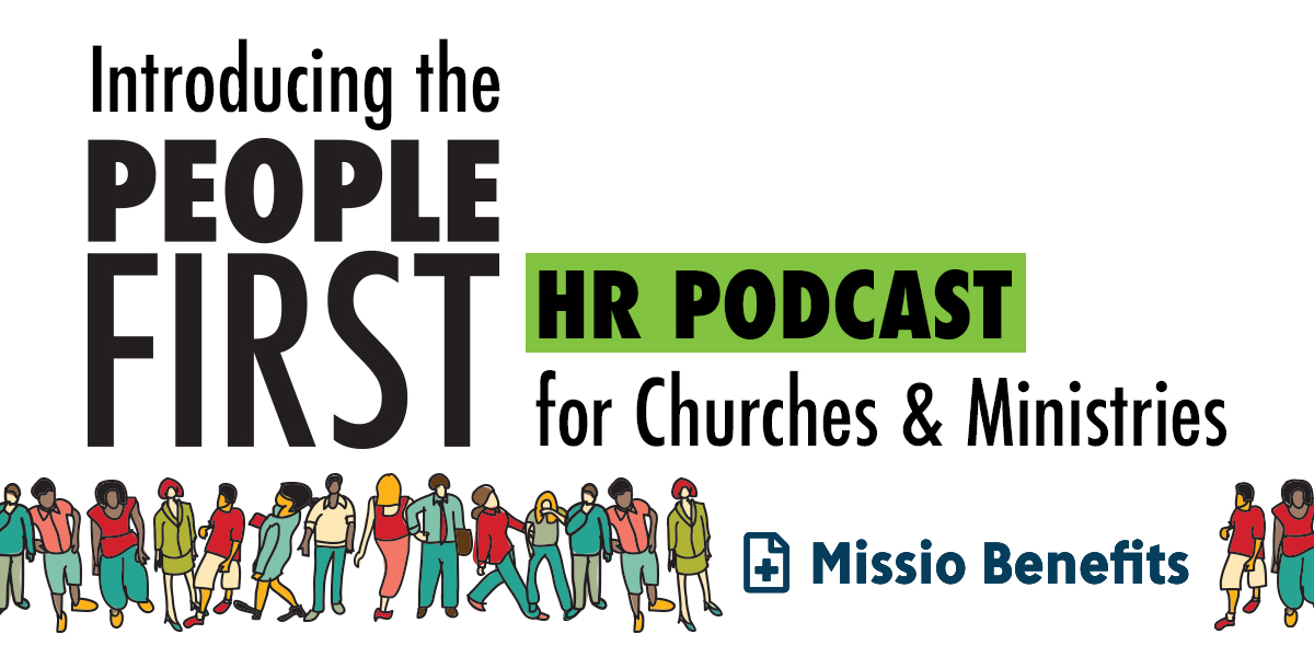 A New Podcast for Churches and Ministries