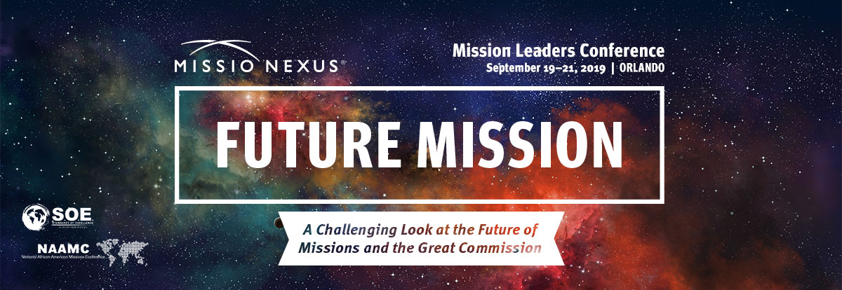 Future Mission – September 19–21, 2019 | Orlando