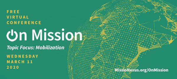 On Mission 2020 Registration is Now Open!