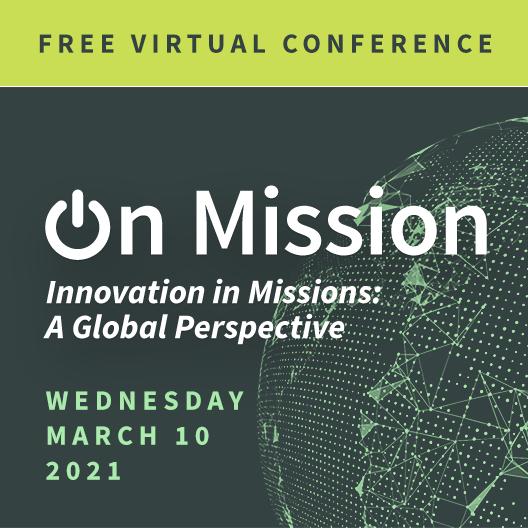 On Mission 2021 - 1 Week Away