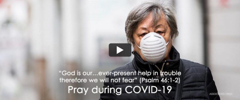How to Pray During COVID-19
