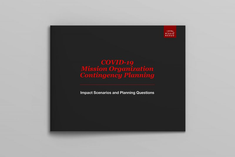 COVID-19 Contingency Planning Tool