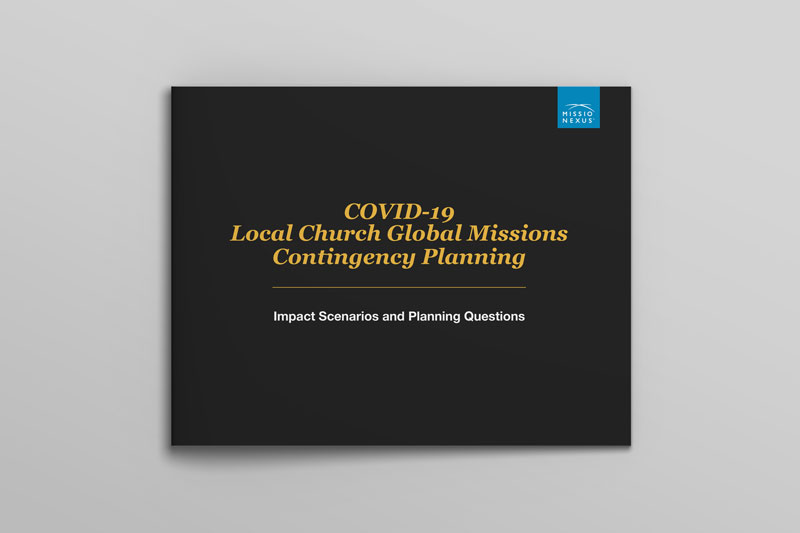 COVID-19 Local Church Global Missions Contingency Planning Tool