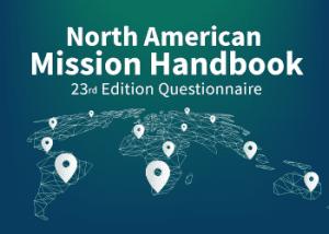Mission Handbook Advertising Request
