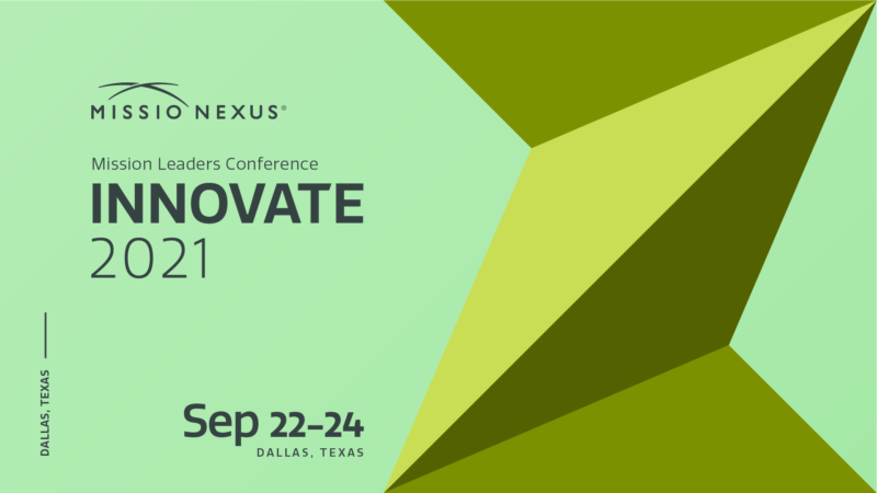 Save the Date – Innovate 2021
