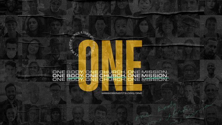"New ""ONE"" Devotional Series"