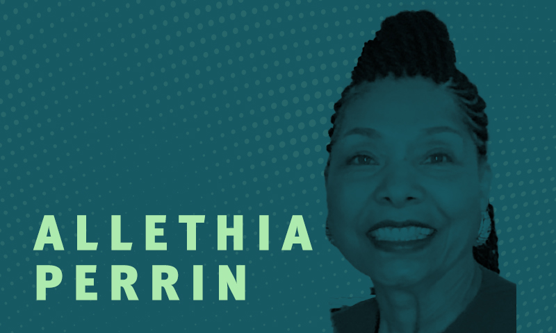 Day 25 – Allethia Perrin
