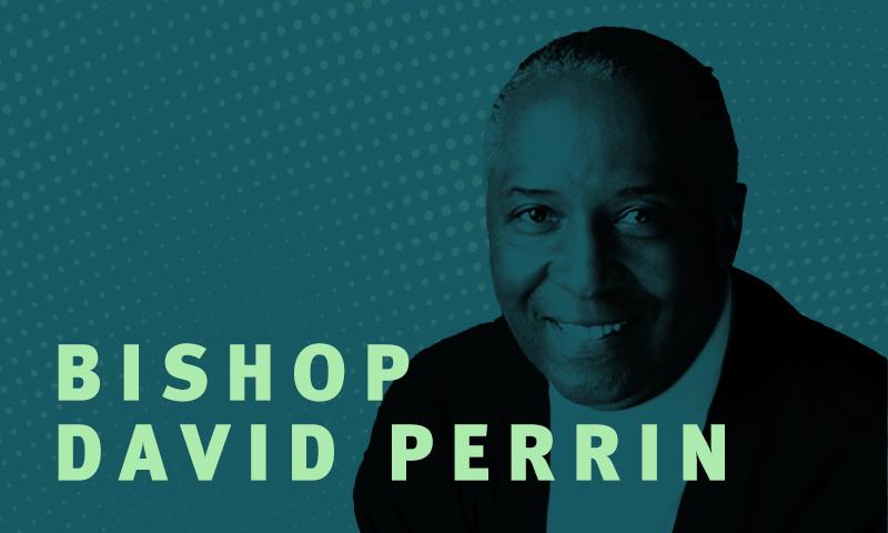 Day 28 – Bishop David Perrin