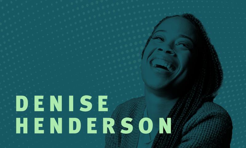 Day 21 – Denise Henderson