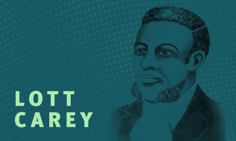 Day 6 – Lott Carey
