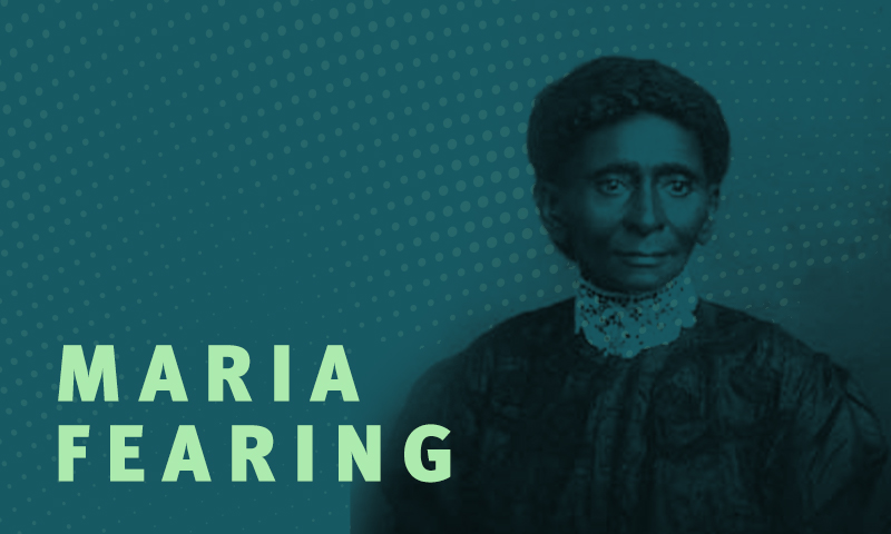 Day 23 – Maria Fearing
