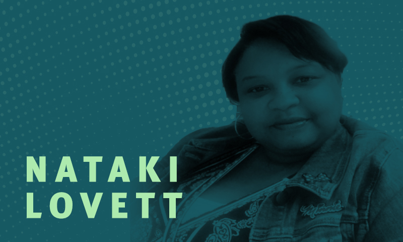 Day 11 – Nataki Lovett
