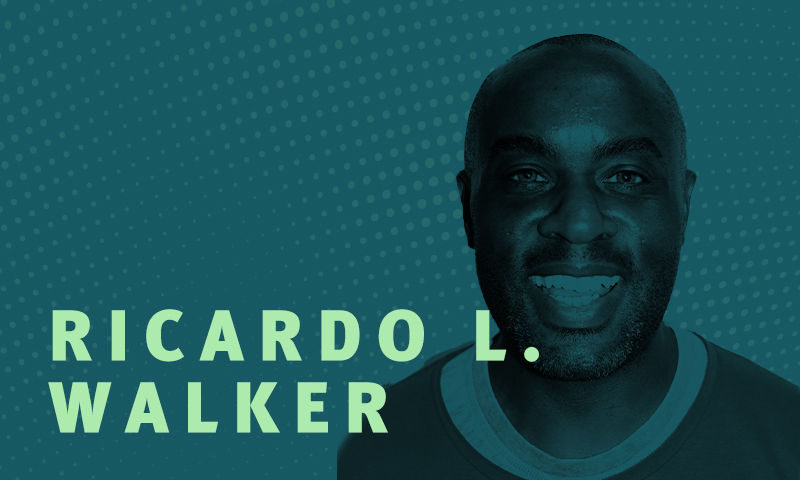 Day 8 – Ricardo L. Walker