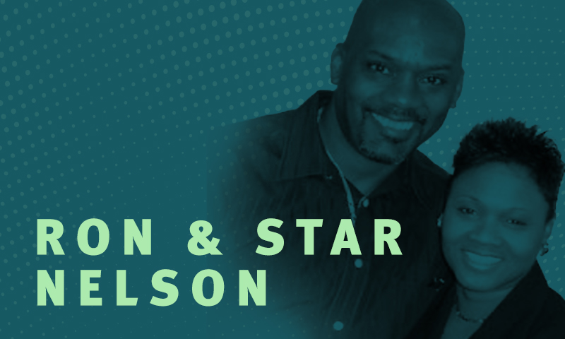 Day 14 – Ron and Star Nelson