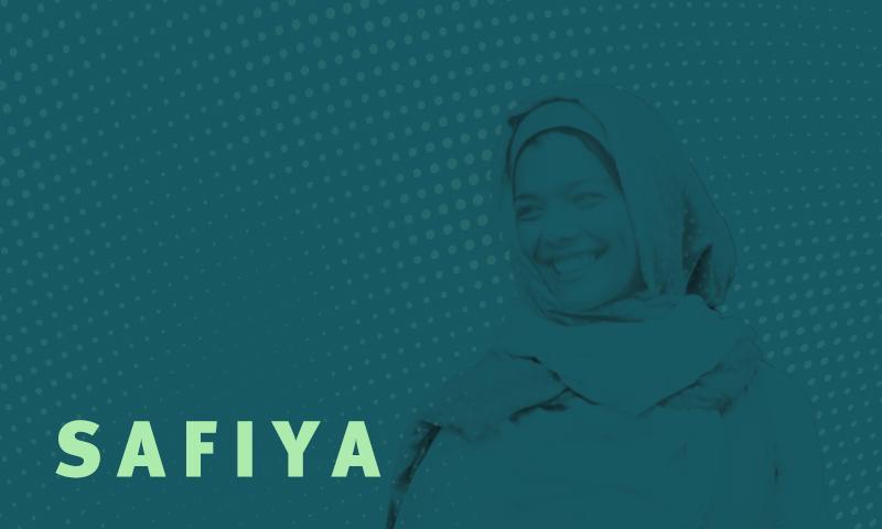 Day 18 – Safiya