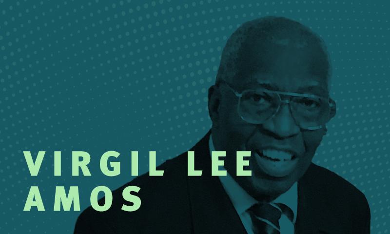 Day 20 – Virgil Lee Amos