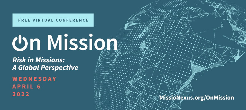 On Mission 2022 – Save the Date!