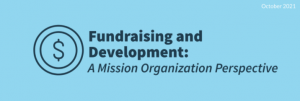 Mission Agency Fundraising Survey Report
